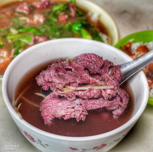 補頭牛肉湯