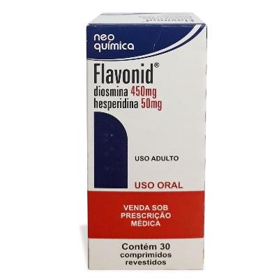Diosmina + Hesperidina Flavonid 450/50mg
