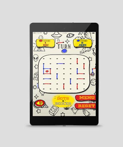 Dots and Boxes - Squares ✔️ 8.6 screenshots 10
