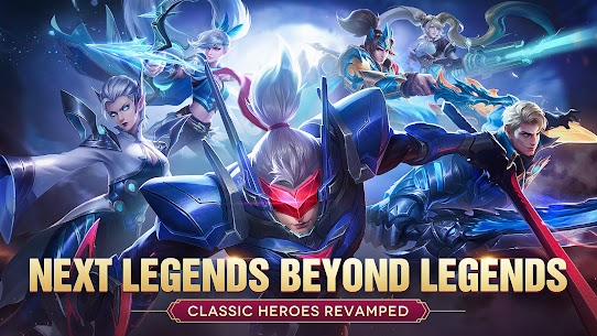 Mobile Legends: Bang Bang v1.5.16.5611 MOD APK 1