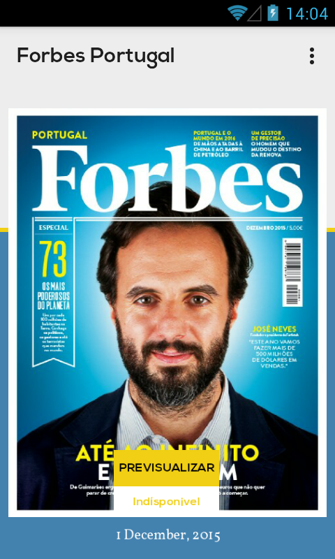 Forbes Portugal- screenshot