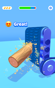 Log Thrower Mod Apk 1.2.7 (Unlimited Money) 7