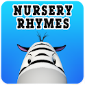 Nursery Rhymes game Zeze Zebra icon