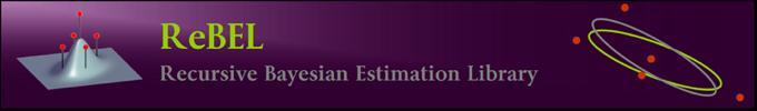 Recursive Bayesian Estimation Library logo
