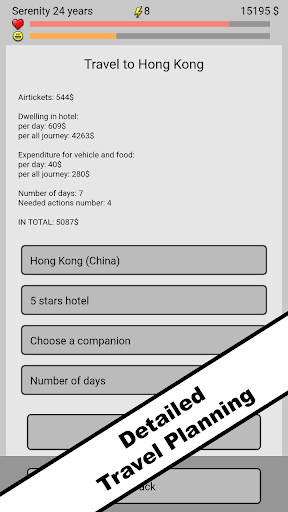 Life simulator. New life 2 1.2.3.8 screenshots 13