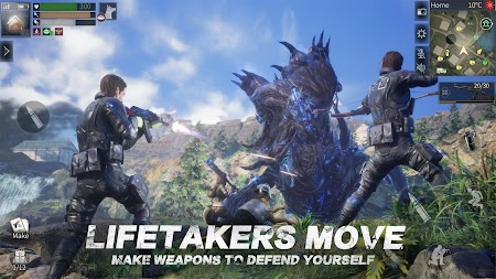 LifeAfter APK screenshot thumbnail 3