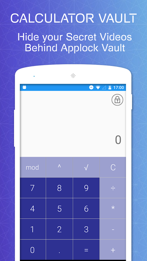 Calculator Vault and App Lock- screenshot