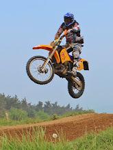 Photo: Sven Roth mit seiner KTM Klasse 4 IGE