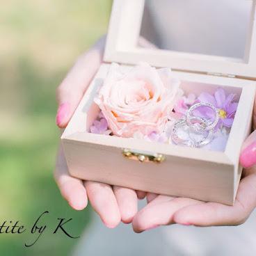 訂造優雅復古風保鮮花戒指盒
