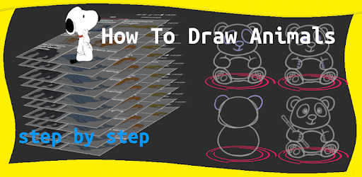 Realistic Drawing Tutorial Animals