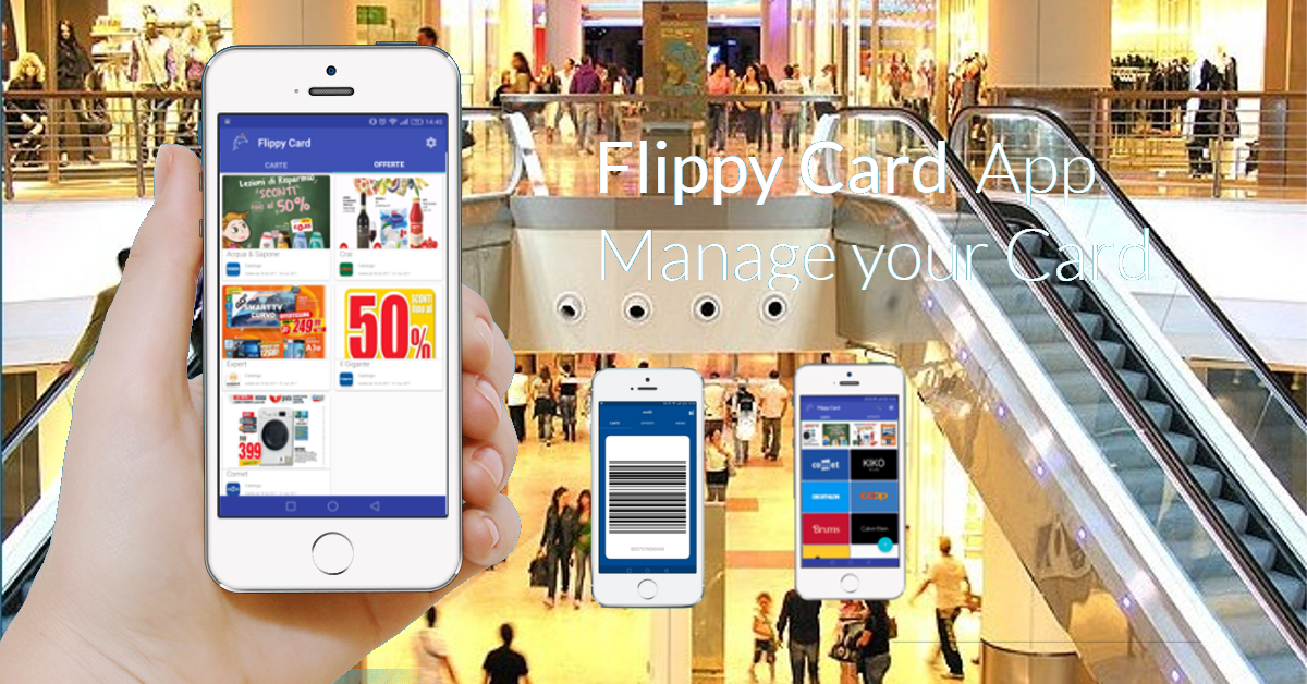 Flippy - Rewards Cards Wallet- screenshot
