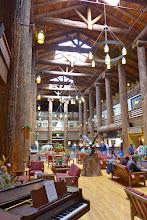 Photo: Lodge at East Glacier