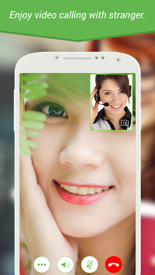 Alien chat - video call- screenshot