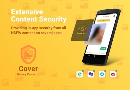 Cover: Smart Private Photo & Video Vault Screenshot