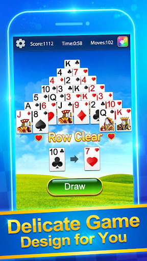 Solitaire Plus - Free Card Game painmod.com screenshots 3