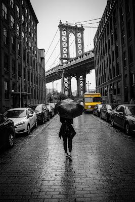 Manhattan Bridge,New York di claudio1984
