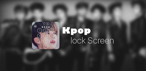 kpop lock screen for PC