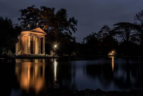 Tempio di Esculapio di Luzi Enrico Photo