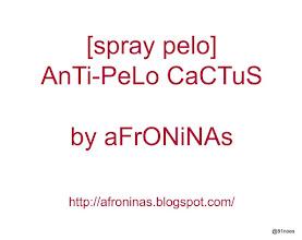Photo: Adios al pelo cactus con este spray http://goo.gl/tT1RO