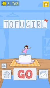 Tofu Girl (MOD, Free Shopping) 1