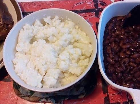 Mashed Cauliflower Recipe