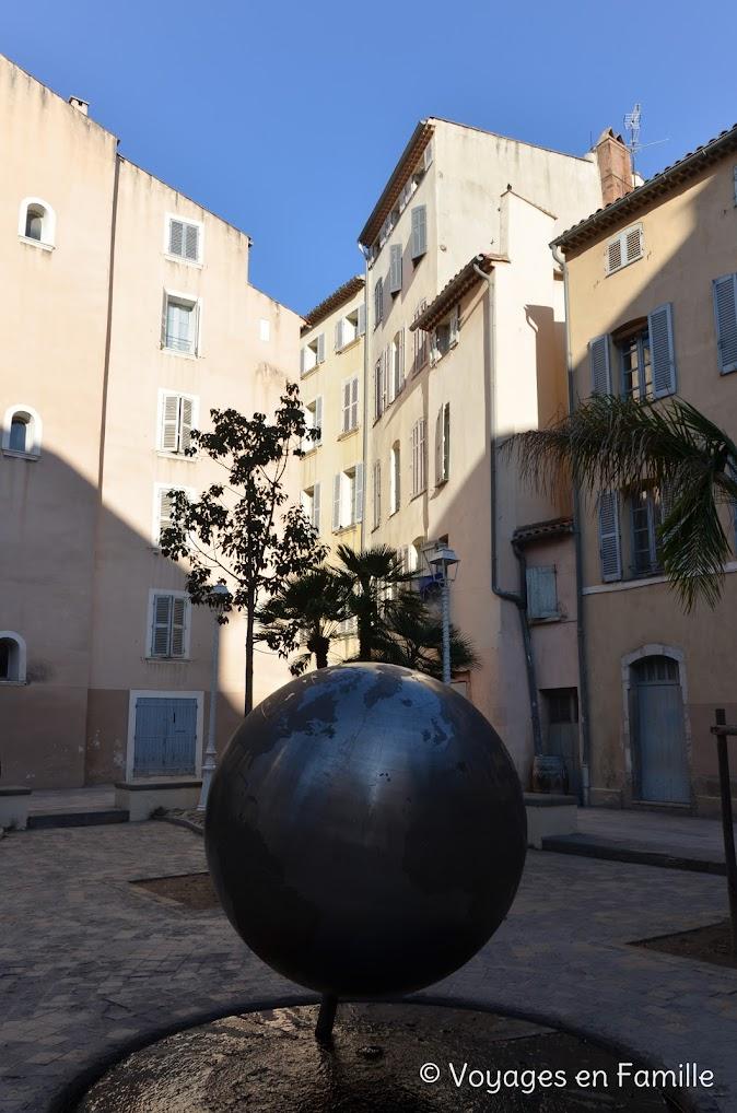 Toulon - place du globe