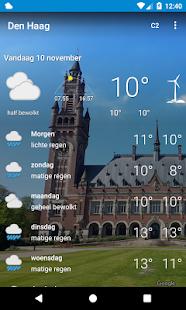 Den Haag - weer, dieren - náhled