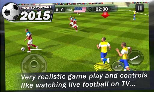 Real 3D Football 2015