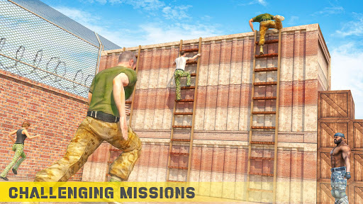 Free Army Training Game: US Commando School apkmr screenshots 3