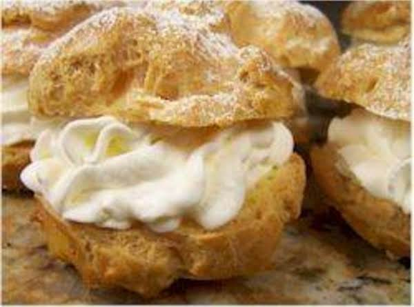 Cream Puffs Tested Recipe