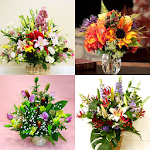 1000 flower arrangements Icon