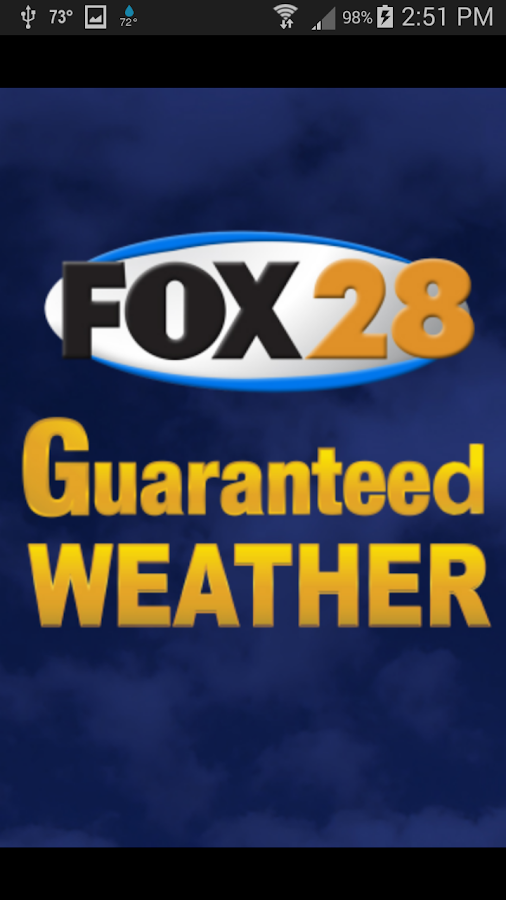 FOX28Weather - screenshot
