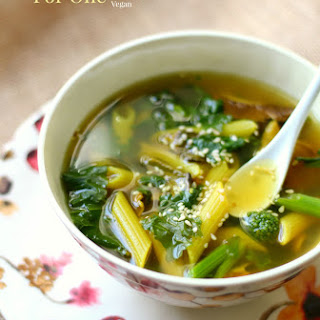 Rapini Soup Recipes