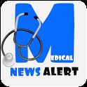 Medical News Alert icon