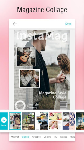 Photo Collage - InstaMag 4.7.2 screenshots 2