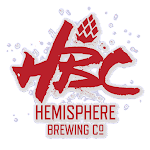 Logo for Hemisphere Brewing Company