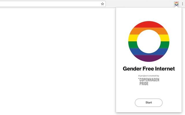 Gender Free Internet