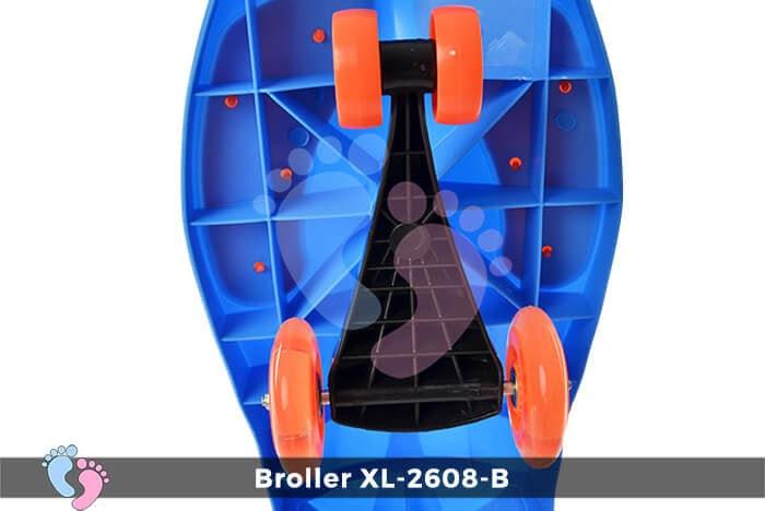 Xe lắc tay trẻ em Broller XL-2608B 10