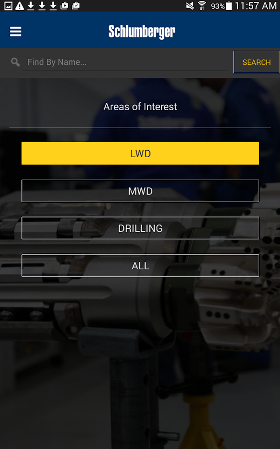SLB Drilling & Measurements- screenshot