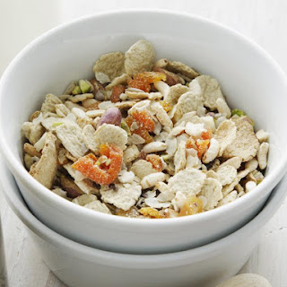 Muesli with Flax seeds and Puffed Rice