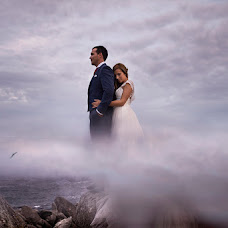Wedding photographer Jose Mosquera (visualgal). Photo of 04.01.2017