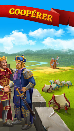 Télécharger Empire: Four Kingdoms | Medieval Strategy MMO APK MOD (Astuce) screenshots 3