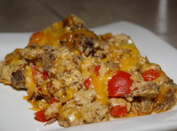 Machaca Con Huevos Recipe