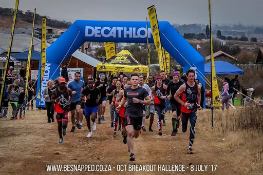 Athlete Identification Programme 2018 : OCT South Obstacle Course Training