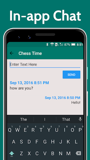 Chess Time - Multiplayer Chess 3.4.2.89 screenshots 7