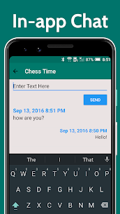 Chess Time – Multiplayer Chess 7