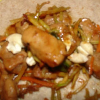 Easy Moo Shu Pork