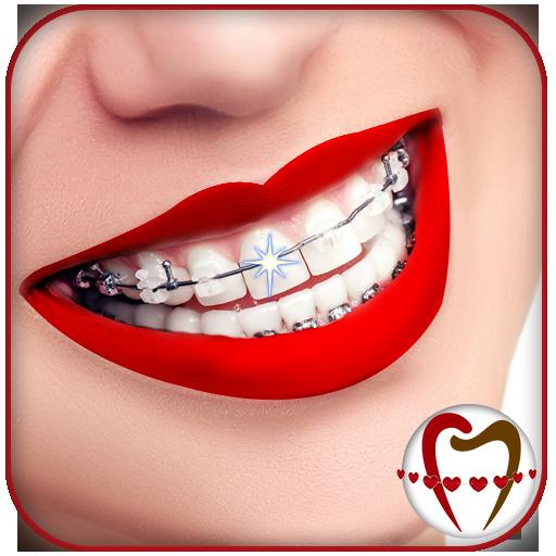 braces camera & braces Teeth photo editor