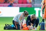 Oranje Leeuwin geopereerd, haalt ze het WK?