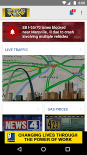 TrafficStL- screenshot thumbnail